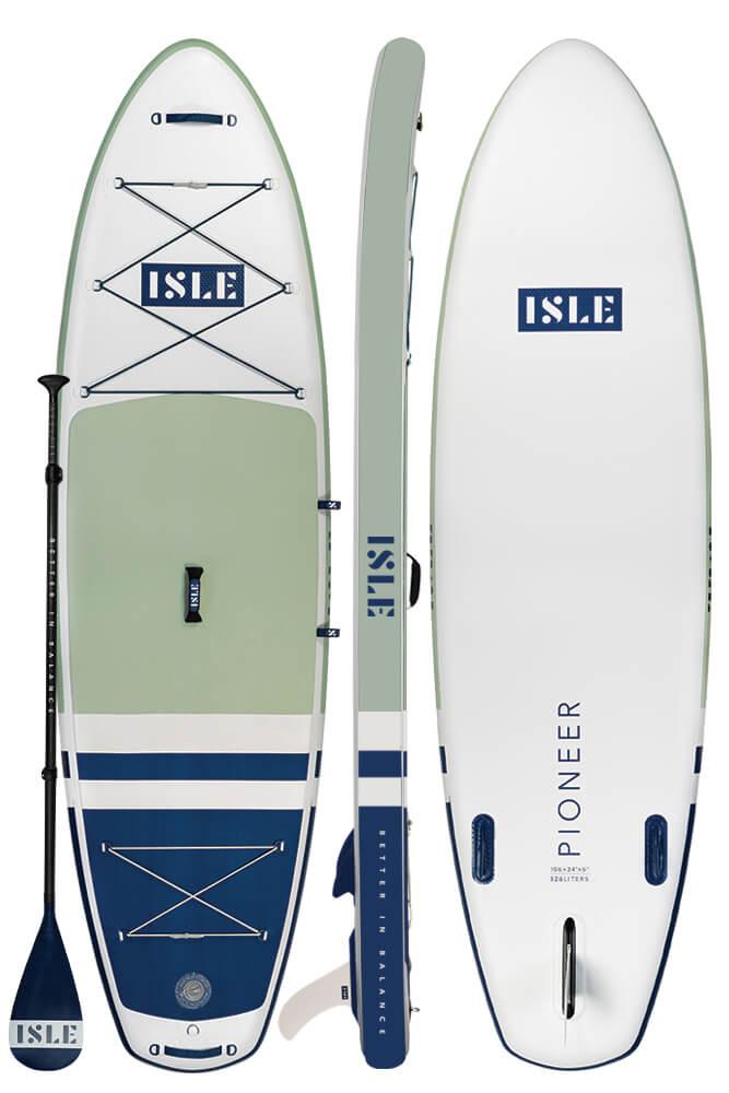 Isle pioneer sup package