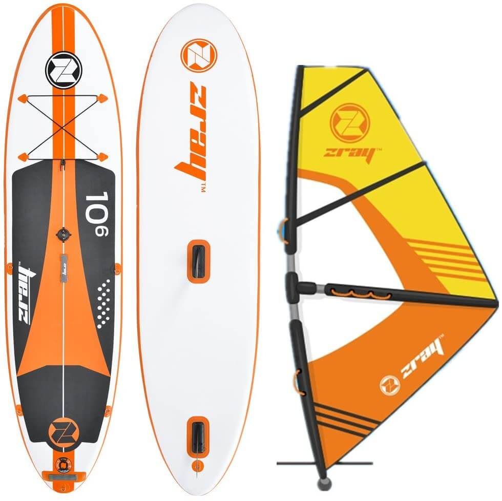 z ray paddle board