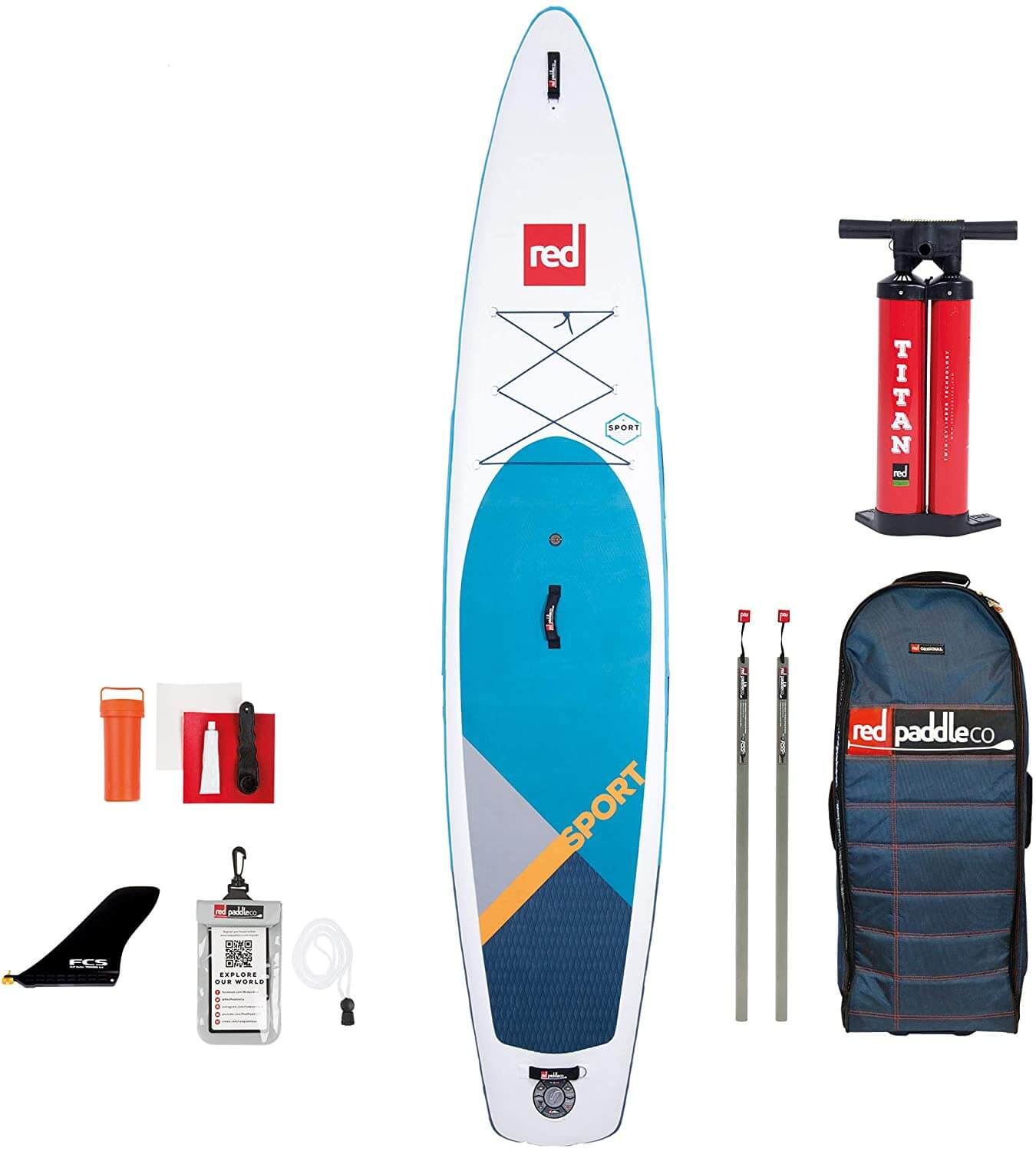 Red paddle company sup
