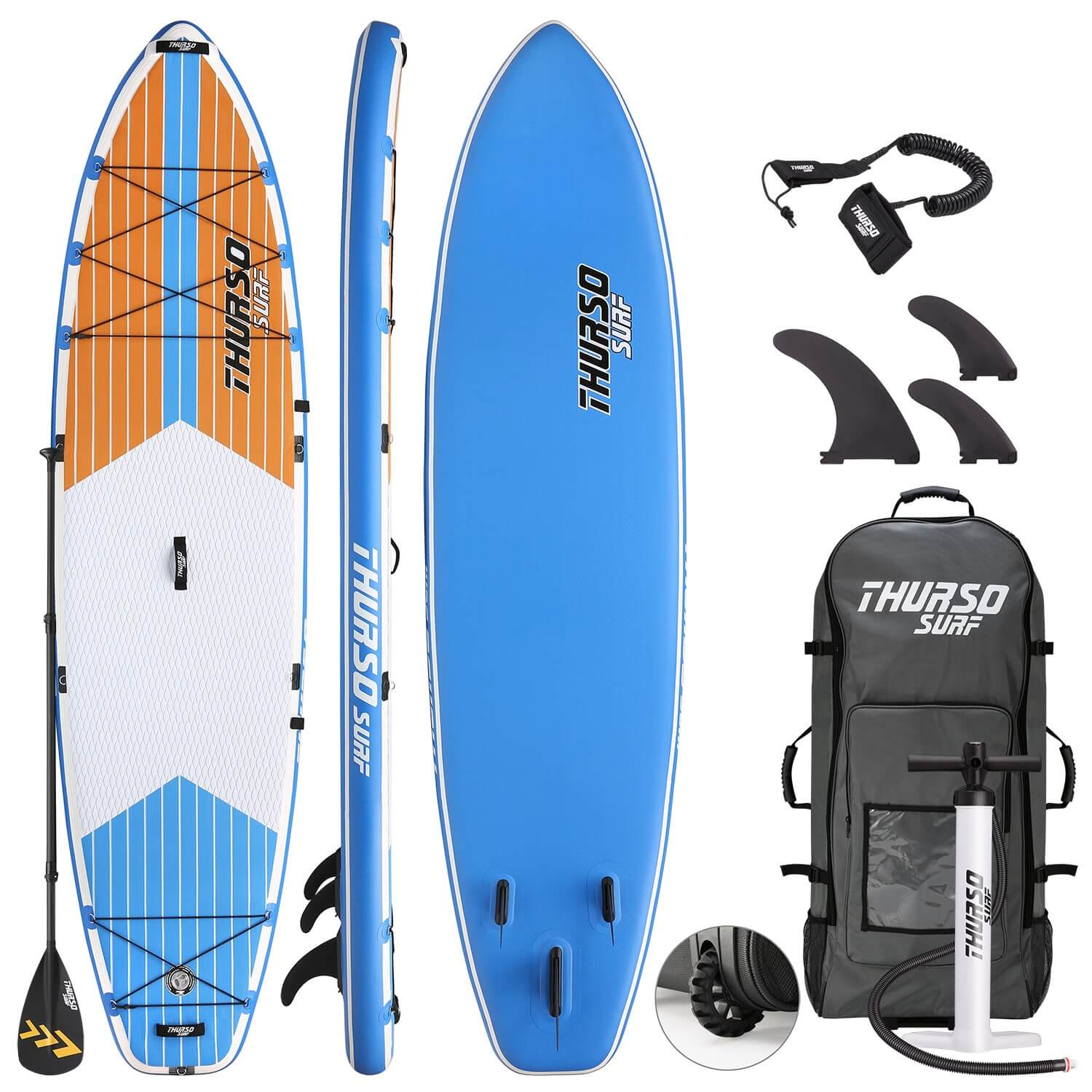 thurso surf max multi purpose sup