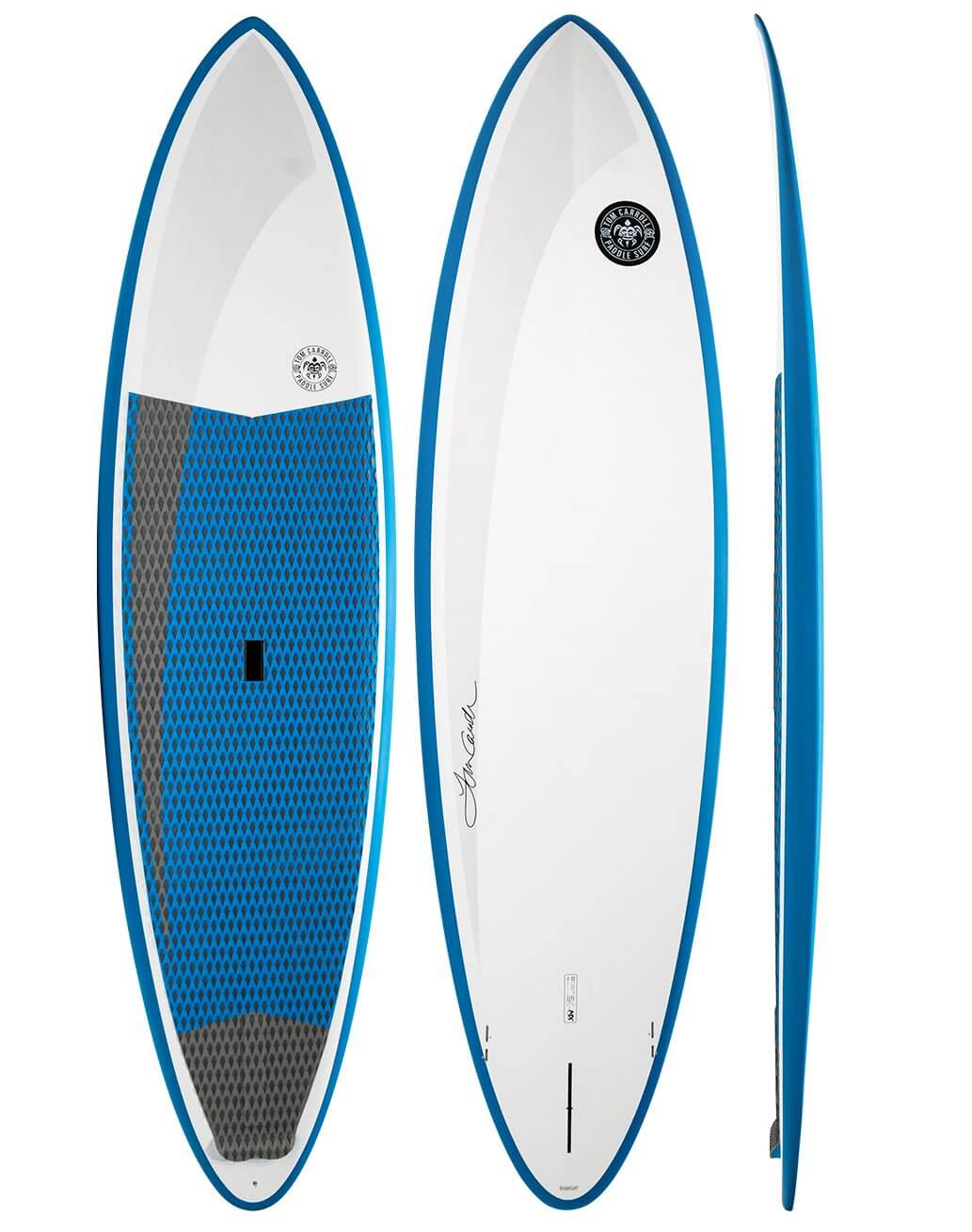 Tom Carroll outer reef sup