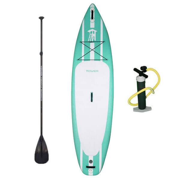 tower womens sup package