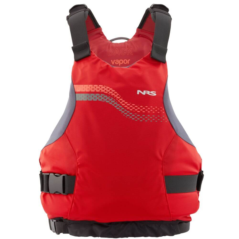 red life jacket