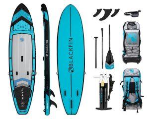blackfin xl 2 person paddle board