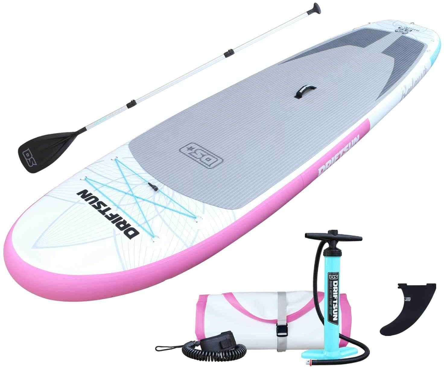 driftsun balance sup with accessories