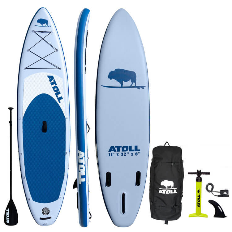 blue atoll isup package