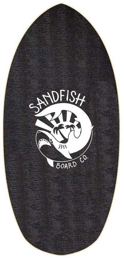 top view of the sandfish board co cruiser